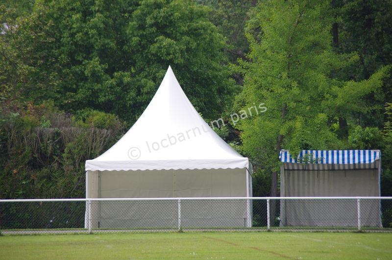 location de tente garden
