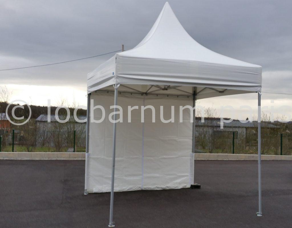 location de tentes pliantes garden haut de gamme